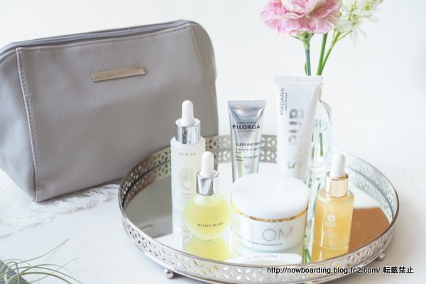 BEAUTY EXPERT COLLECTION: THE GLOW EDITIONの中身と使い方