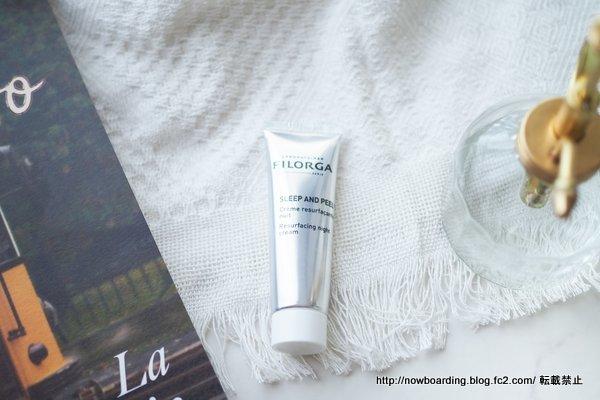 Filorga Sleep and Peel Resurfacing Night Cream 感想ブログ