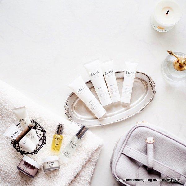Lookfantastic(ルックファンタスティック) ESPA Beauty Explorer Collection
