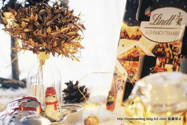 クリスマスマーケット アドベントカレンダー リンツ リンドール スノーマン