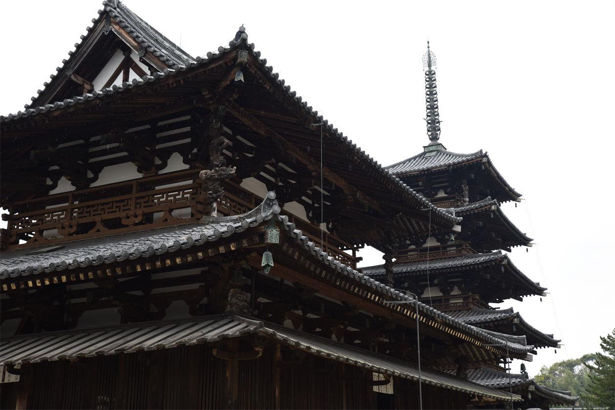 法隆寺に行ってきました - 『HTのNUDE』