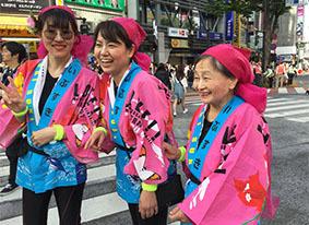 2019519渋谷おはら祭1