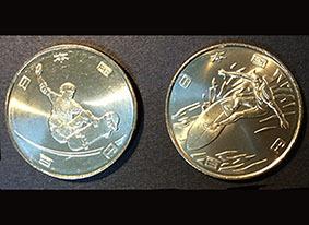 2019817オリンピック記念100円硬貨_スケボ&サーフィン
