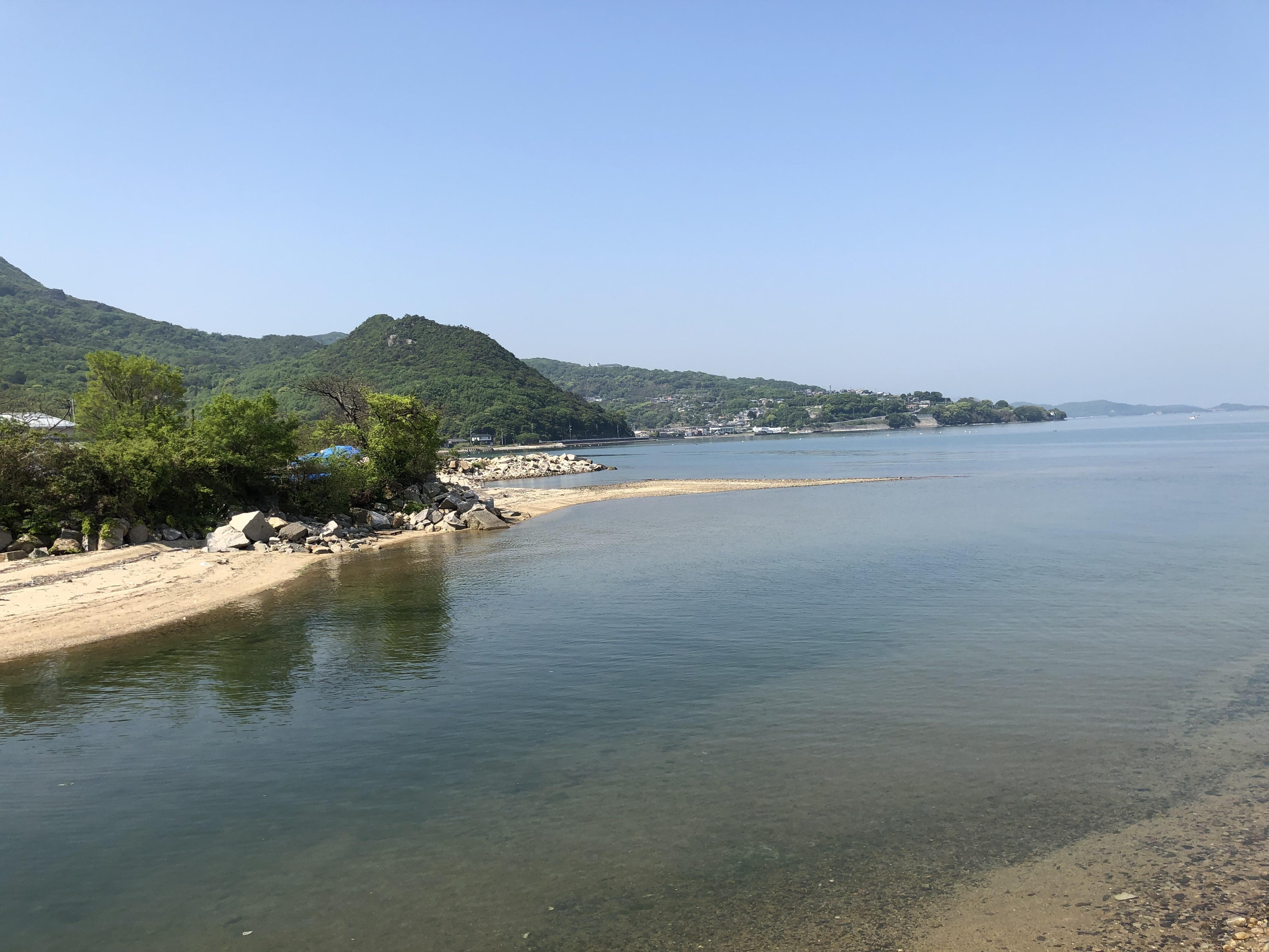 ハーレー ツーリング 小豆島