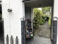 ハーレーとカワサキで行く近江八幡ツーリング 八幡堀 瓦ミュージアム レストラン
