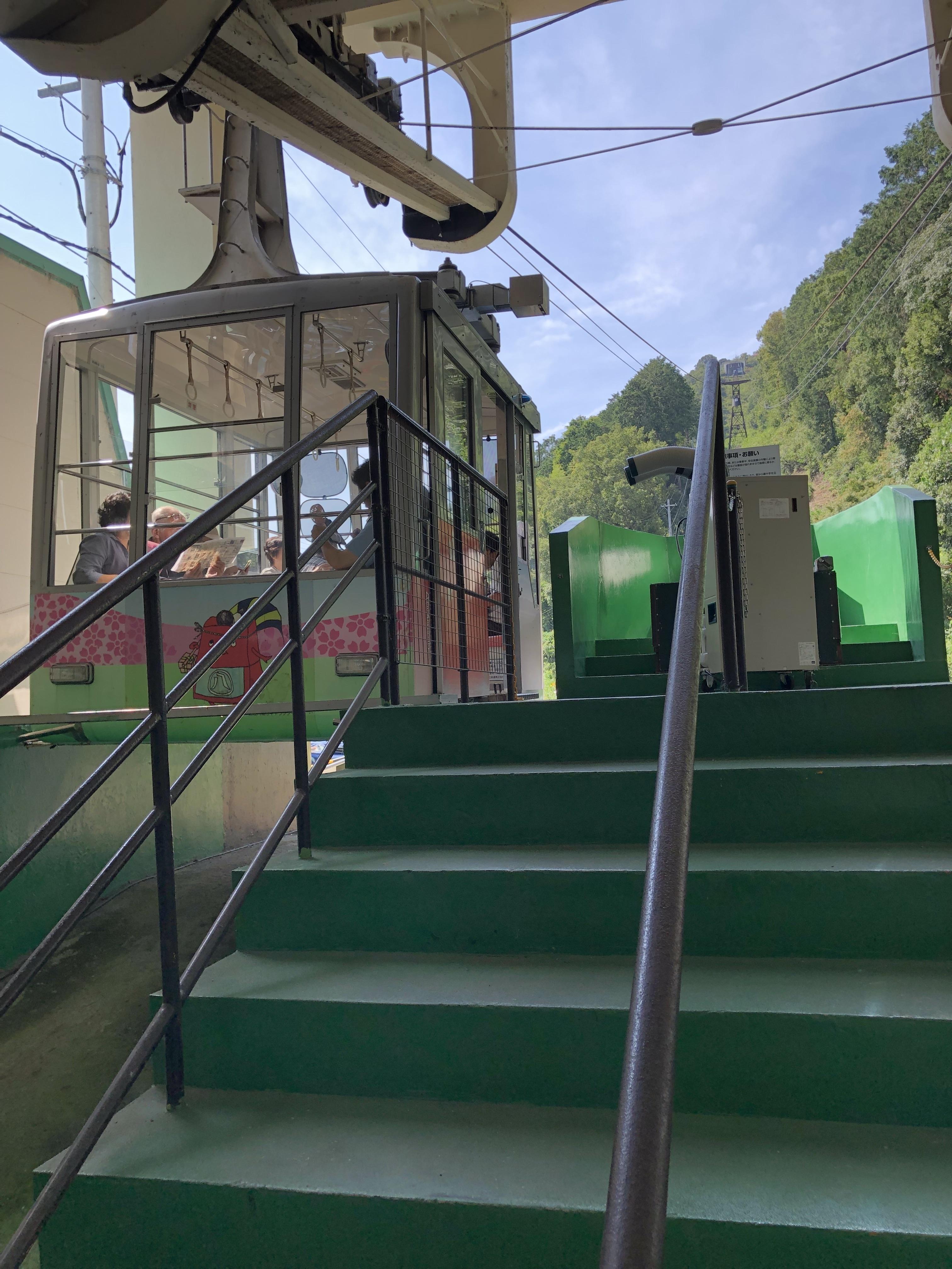 ハーレーとカワサキで行く近江八幡ツーリング 八幡山