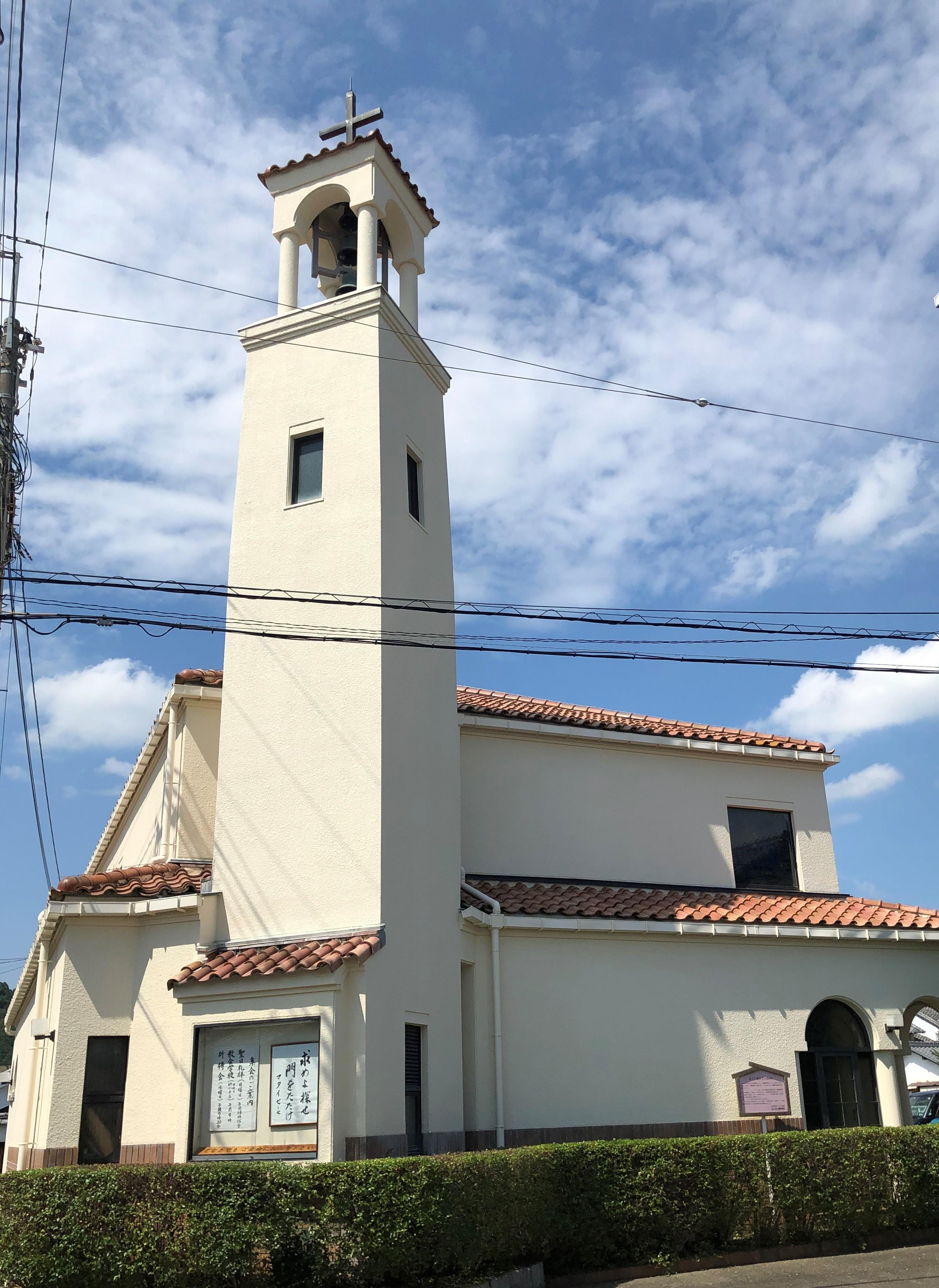 ハーレーとカワサキで行く近江八幡ツーリング ヴォーリズ建築 アンドリュース記念館 教会