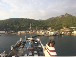ツーリング サヨウナラ 小豆島