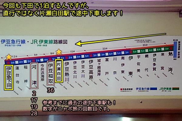 ニャポ旅59 その1 片瀬白田