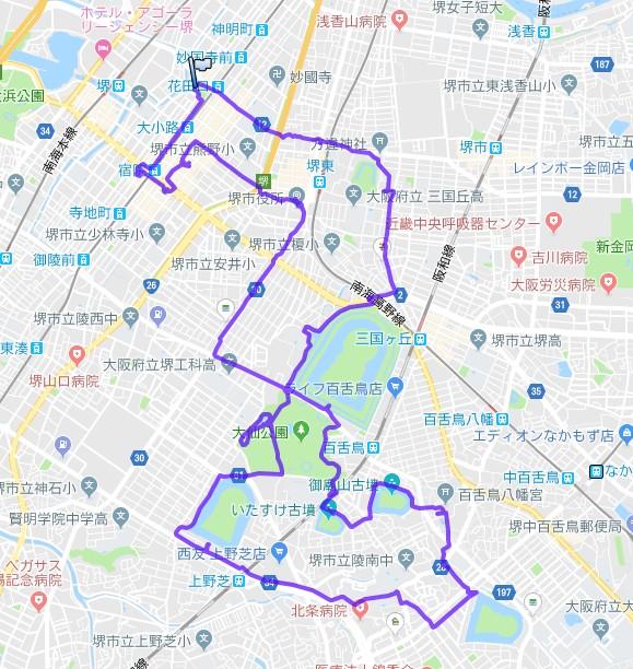 1811-00-五私鉄-軌跡