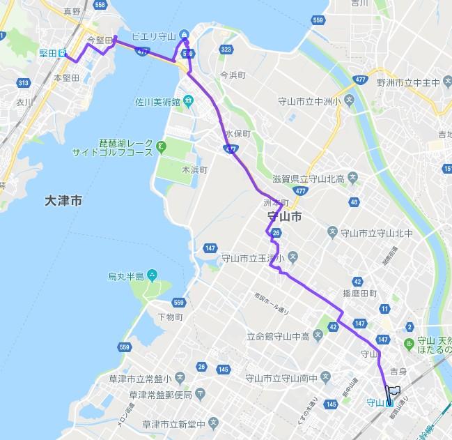 1906-00-ビワイチ③-軌跡