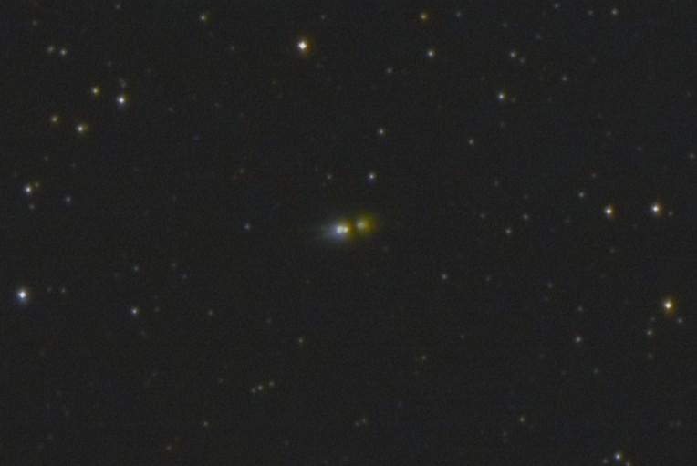 エッグ星雲