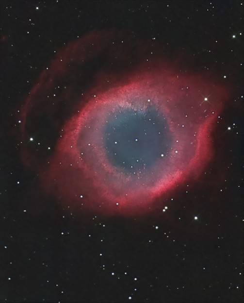 螺旋状星雲NGC7293
