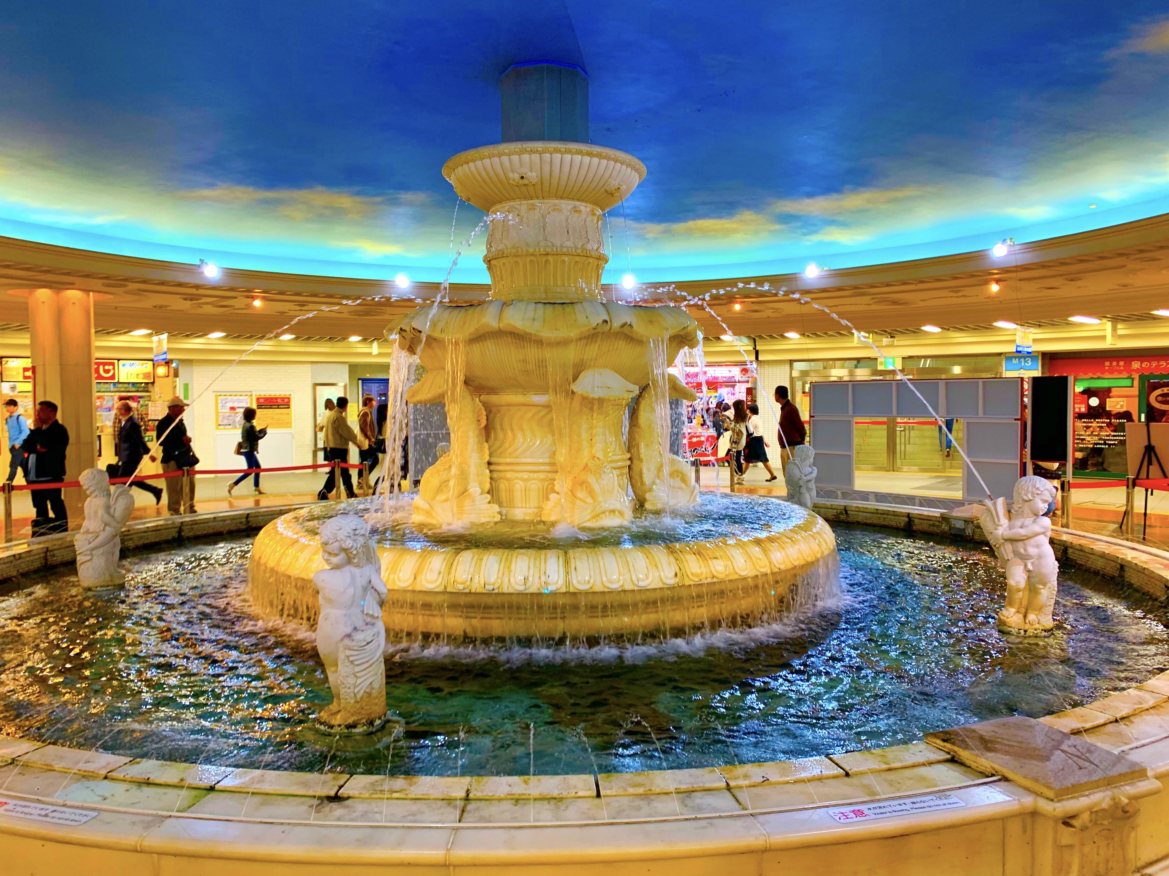 190429泉の広場