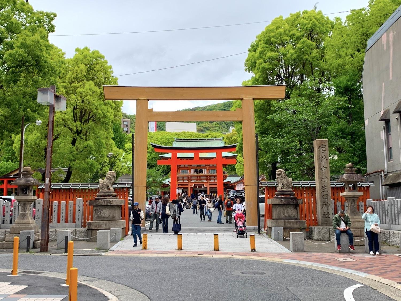 190430生田神社