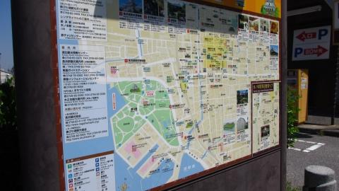 長浜市に到着、黒壁スクエアに向かいます。