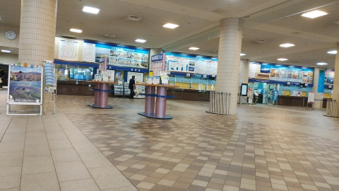 竹芝埠頭ターミナル