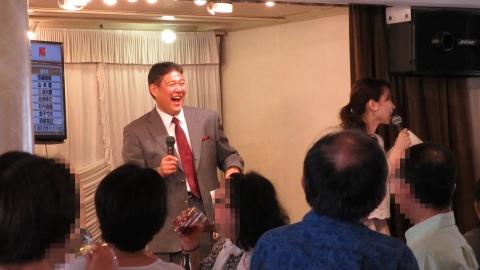 斎藤さんは素敵でした♡