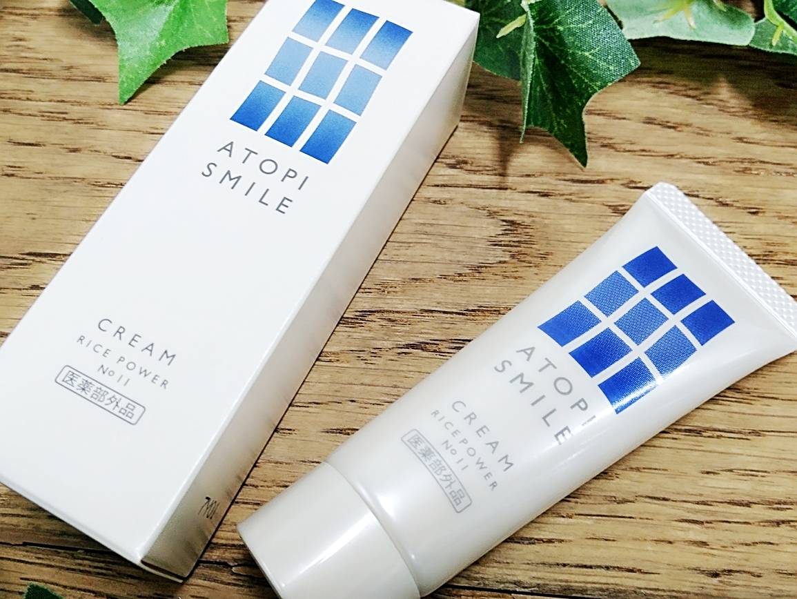 カサカサ季節のツラい敏感肌にライスパワーNo.11を届ける【アトピスマイル クリーム】