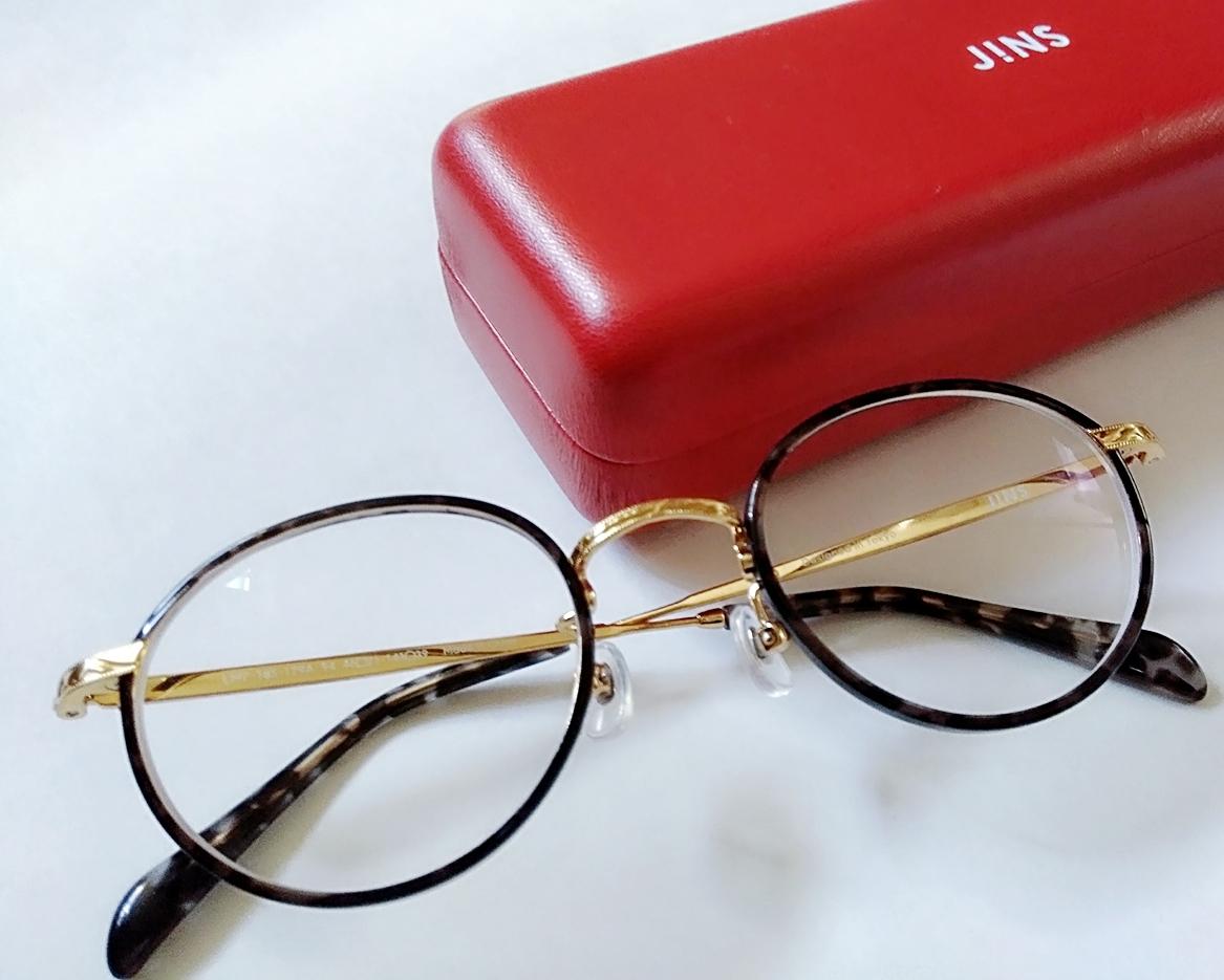 眼鏡チョイスの落としどころを【JINS】で探る