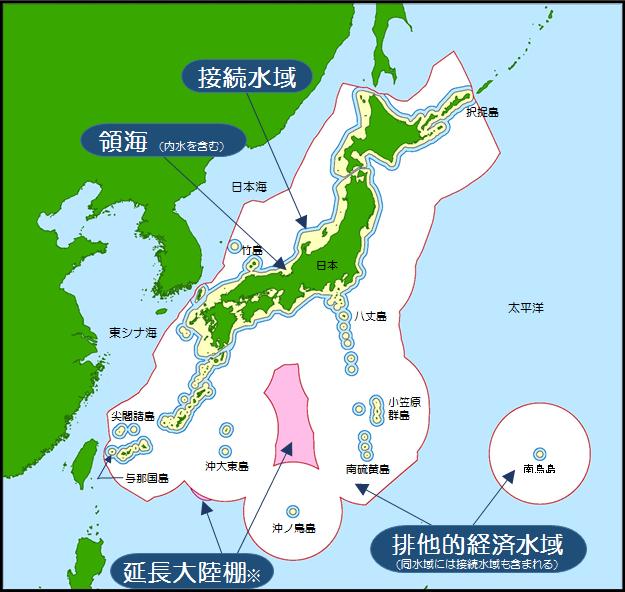 日本の領海