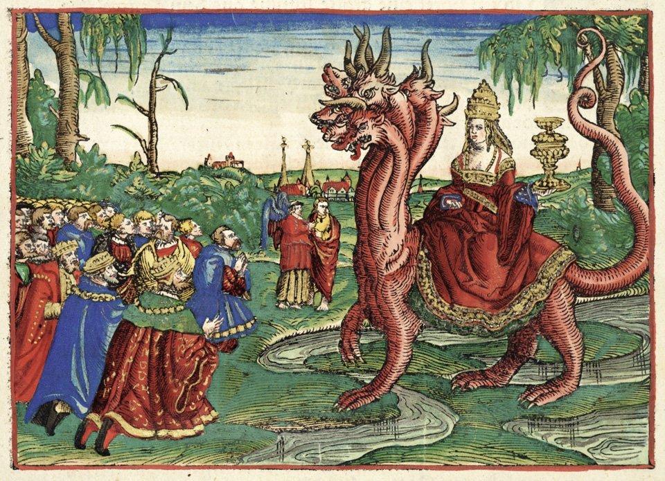 「左翼リベラル教」の大淫婦バビロン ~ その広告塔に過ぎない単なる芸人「テイラー・スウィフト」