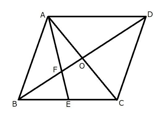 平行四辺形問題 問