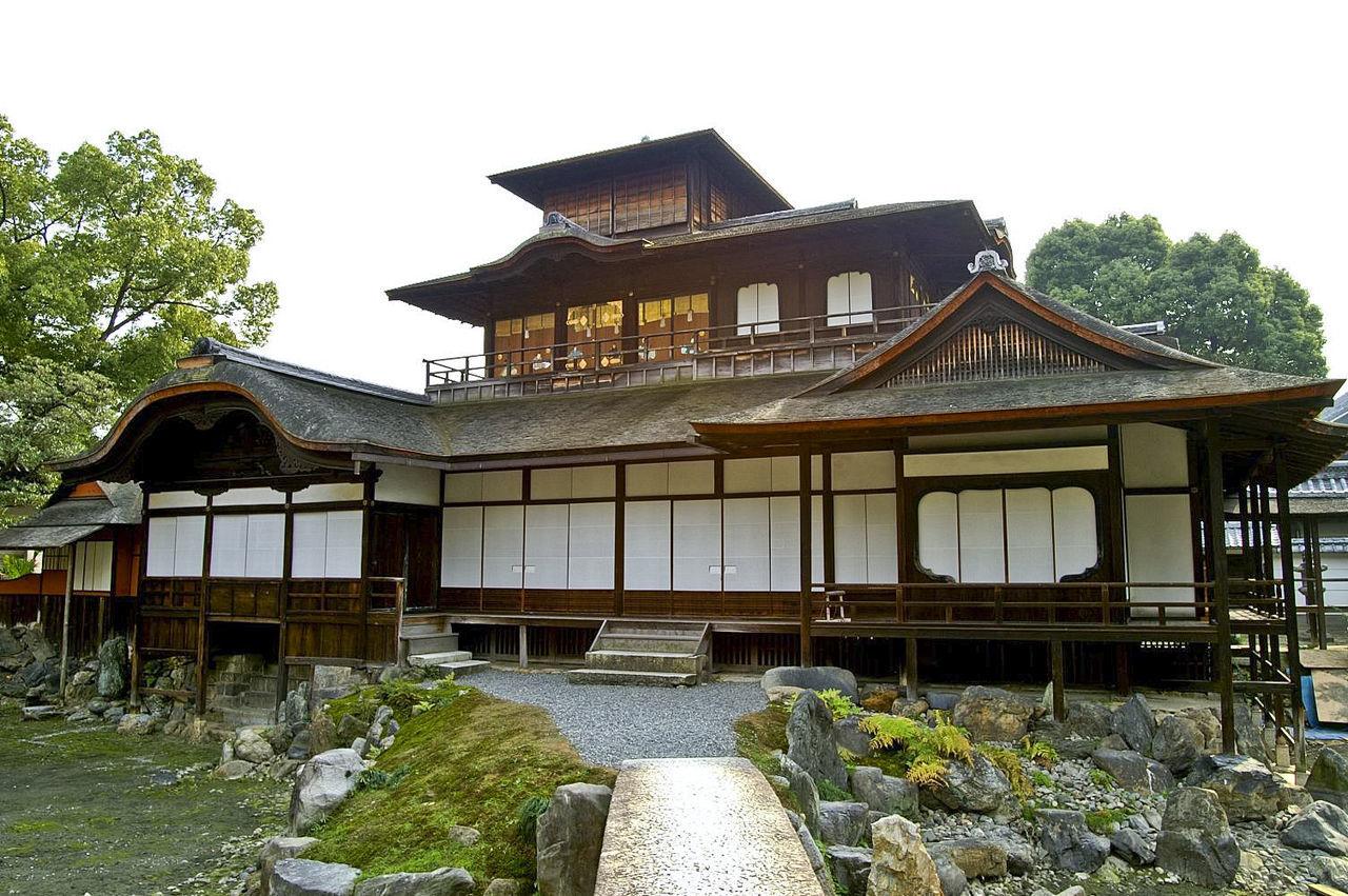 西本願寺 飛雲閣