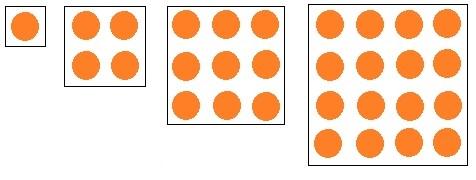 図形数 1