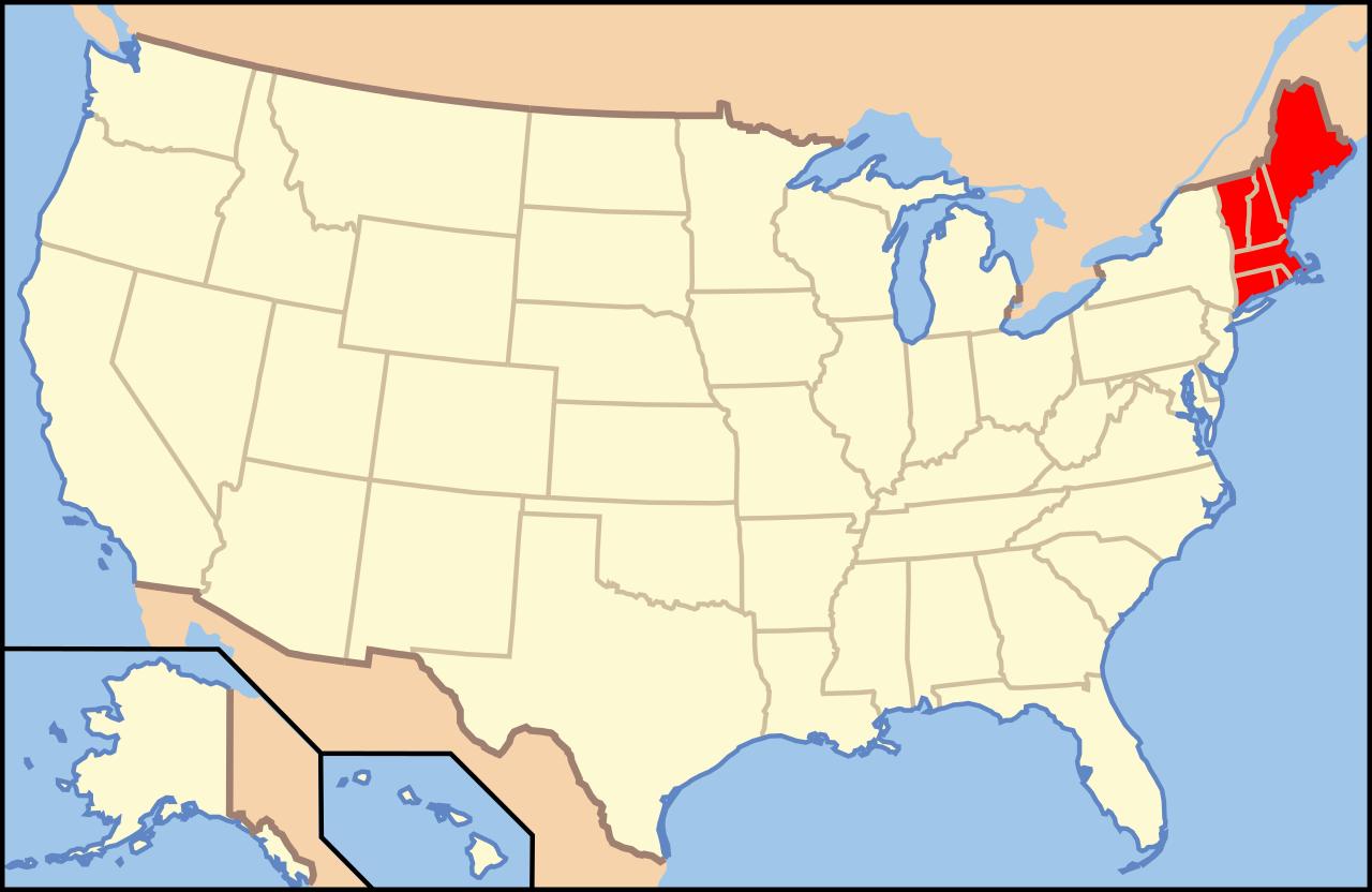 ニューイングランド