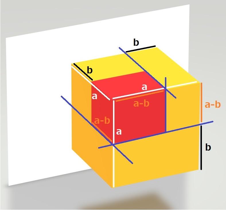立方体 14