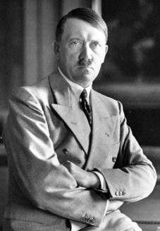 アドルフ・ヒトラー 1936年