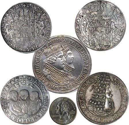 ターラー銀貨