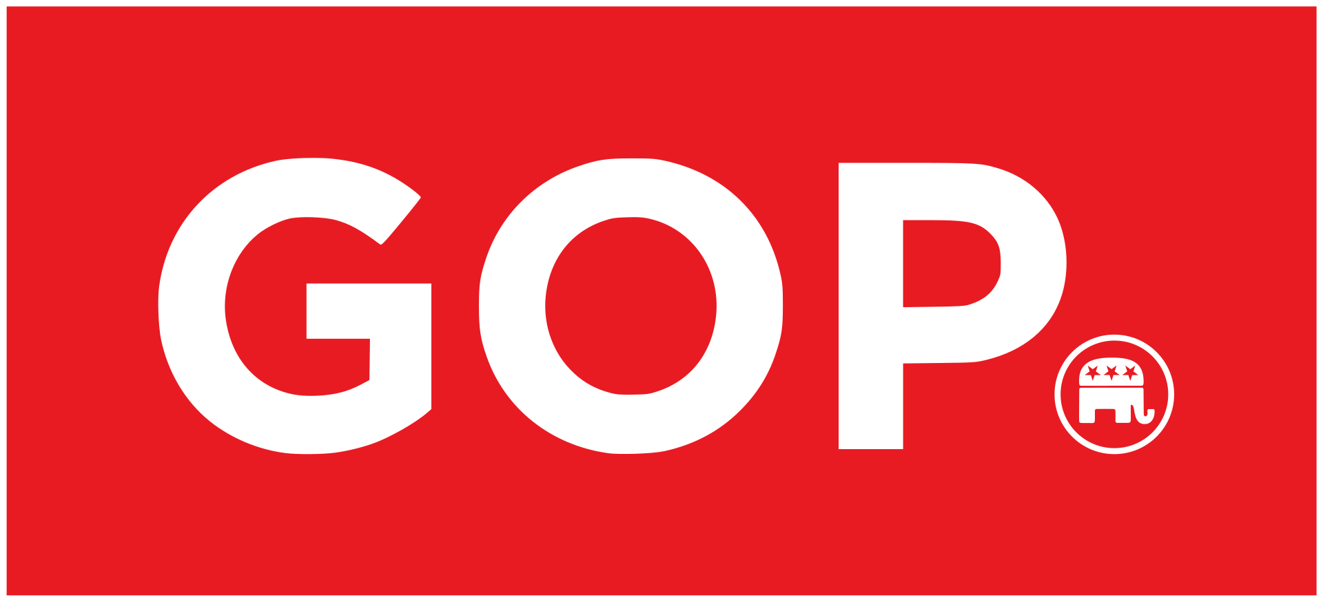共和党ロゴ 2
