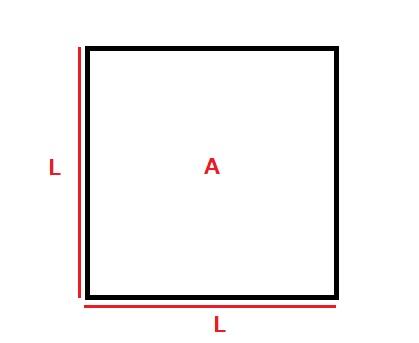 正方形 面積 微分積分 1