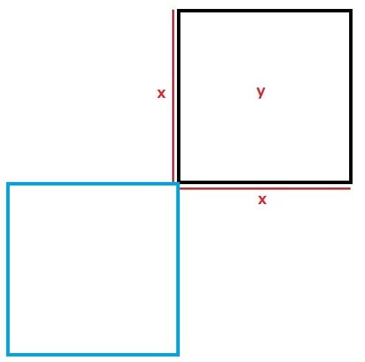 正方形 3