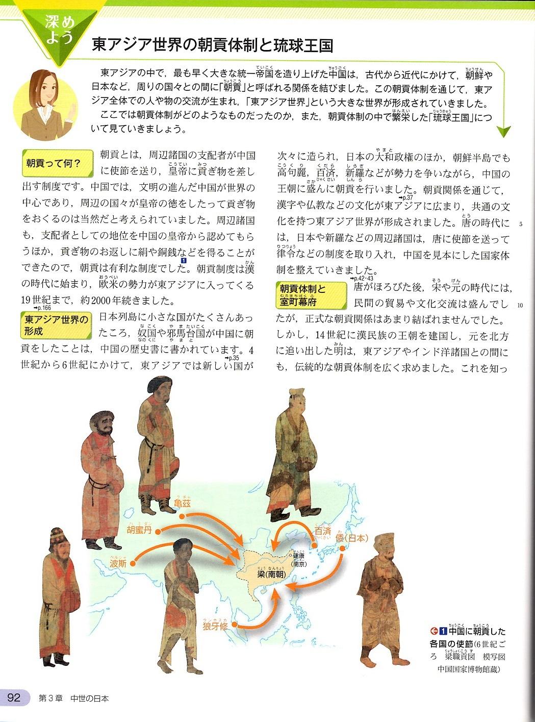 古代文明⑮ 東京書籍