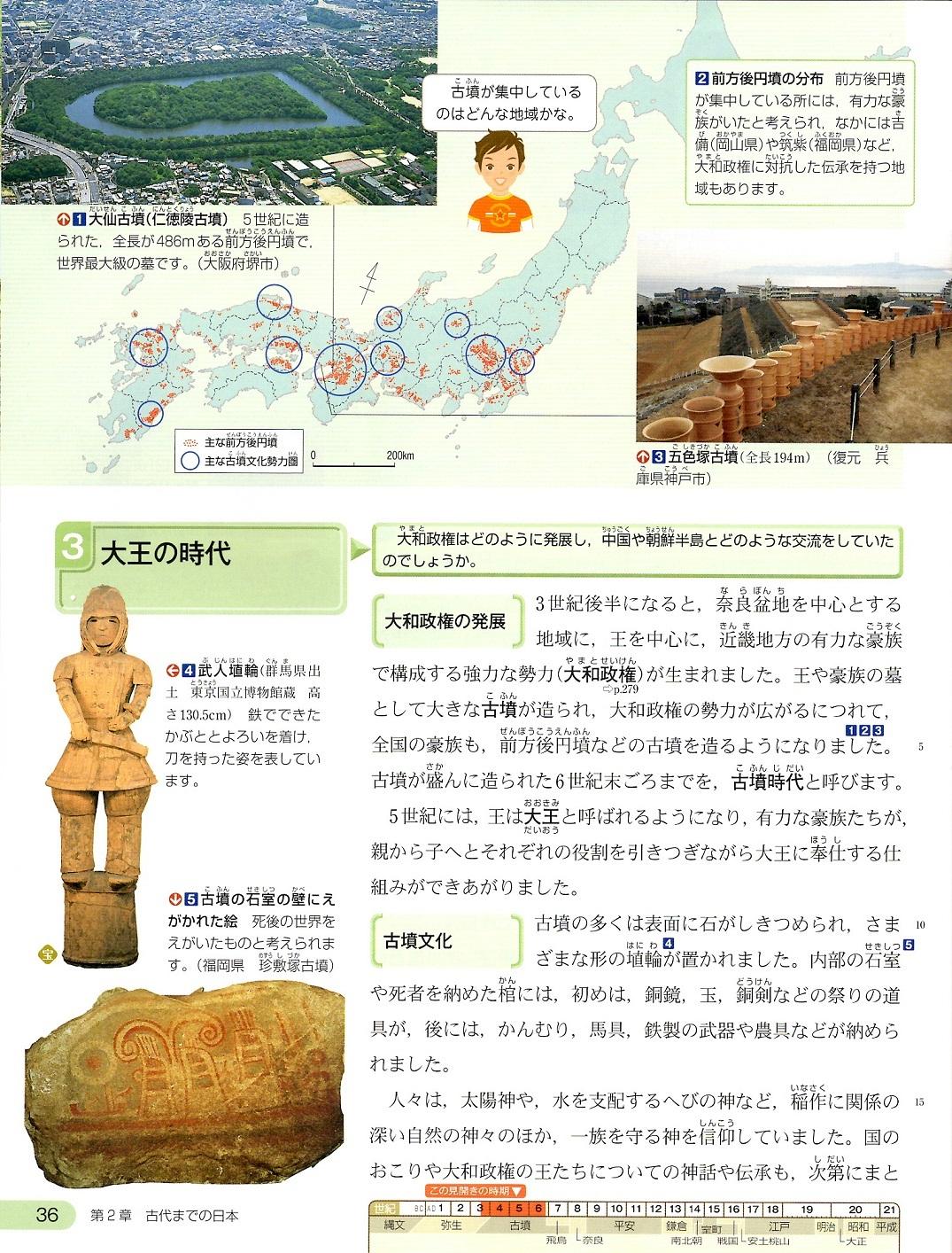 古代文明⑰ 東京書籍