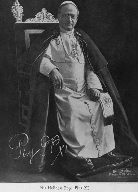 ピウス11世 (ローマ教皇)