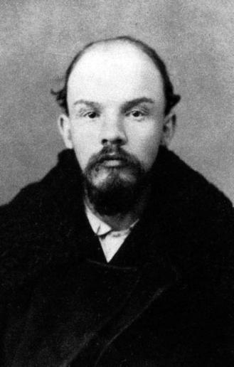 1895年のレーニン