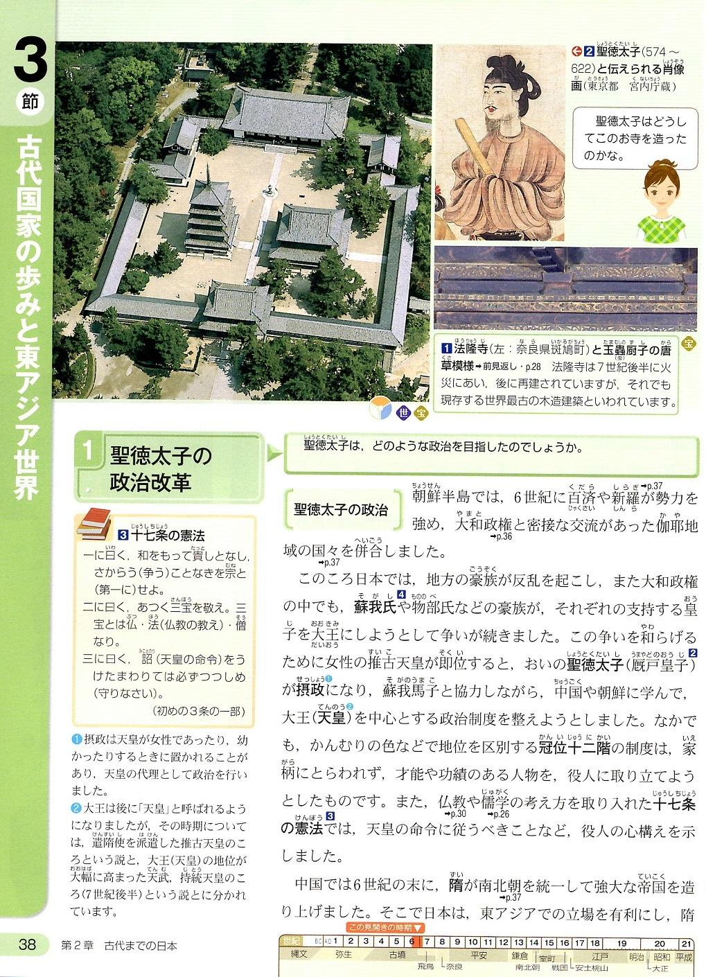 古代文明⑲ 東京書籍