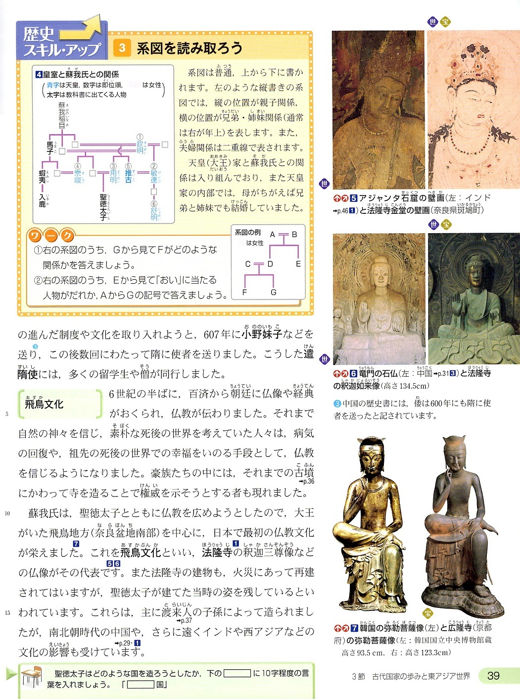 古代文明⑳ 東京書籍