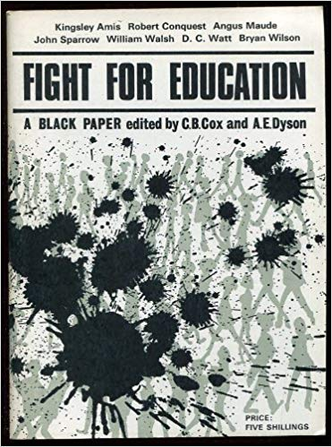 Fight For Education:A Black Paper
