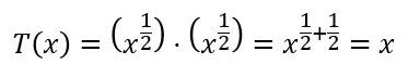 トリック函数 分数のべき 1