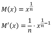 微分 416 分数のべき 導関数