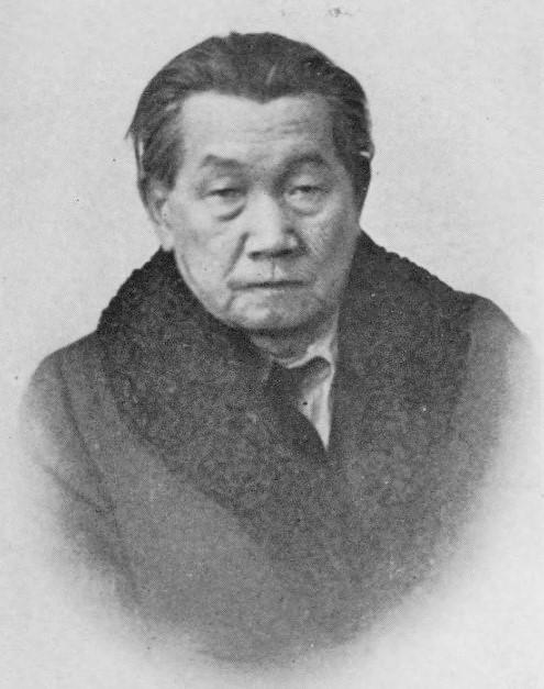 片山潜(1925年)