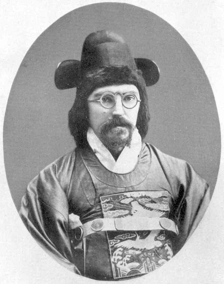 パウル・ゲオルク・フォン・メレンドルフ