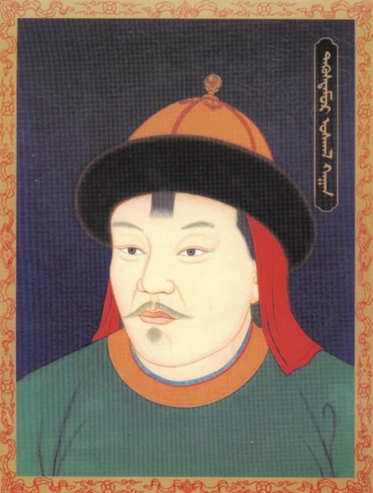 モンゴル帝国第17代皇帝(大ハーン)トグス・テムル