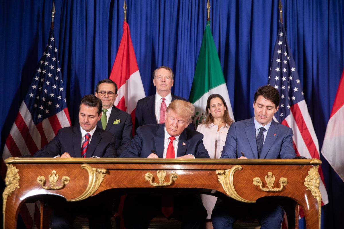 米国・メキシコ・カナダ協定 1