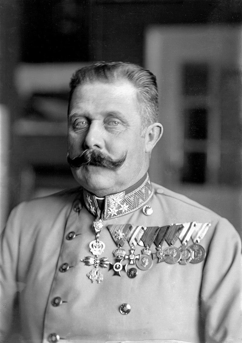 フランツ・フェルディナント大公(1914年)